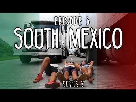 HOW TO TRAVEL CENTRAL AMERICA ON $1000 - Ep3 - SOUTH MEXICO