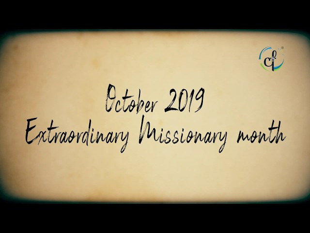 Day 14 | Extraordinary Missionary Month October 2019
