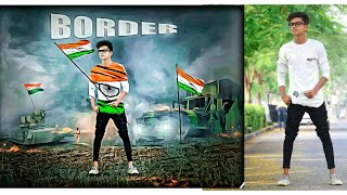 New republic day 26 January 2018 best manipulation full cb editing in Picsart and lightroom.