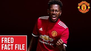 Fred fact file | manchester united | brazil world cup squad 2018