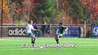 Guilford Sounders CT Cup Finals Fall 2013