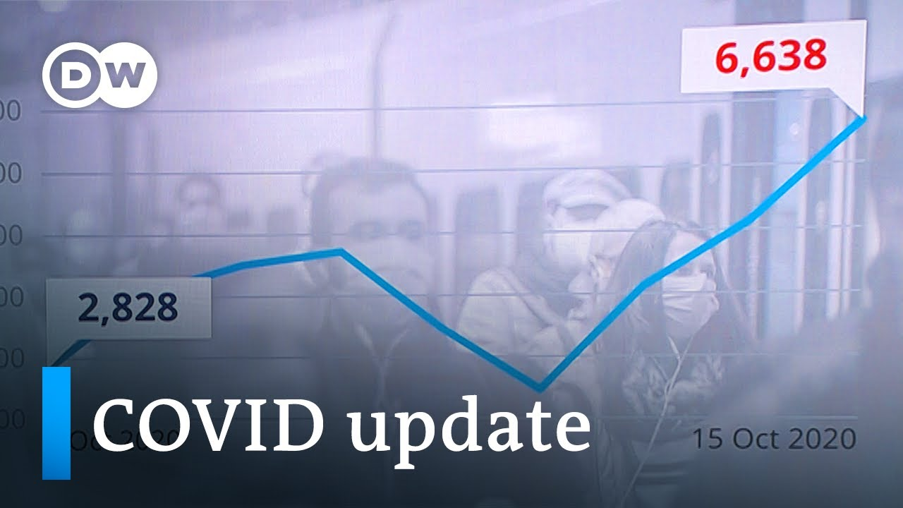 Download Germany sees exponential rise +++ Second wave hits Poland | Coronavirus update
