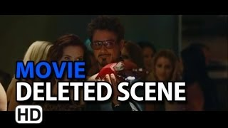 "Iron Man 2 (2010) Deleted Scene ""Tony and Natalie"""