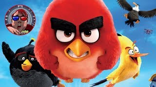 The Angry Birds Movie 2 Movie Review || Thurop Van Orman's Weird and Strange Video Game Movie?