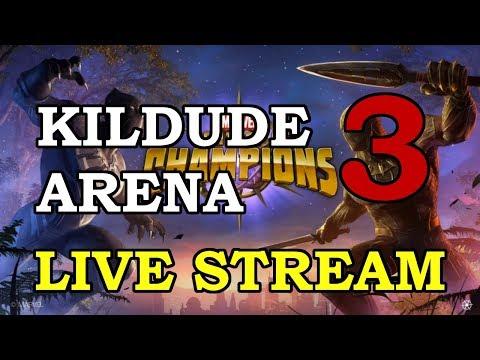 Killmonger Arena - Part 3 | Marvel Contest of Champions Live Stream
