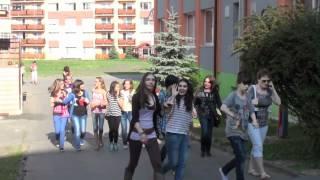 Comenius - Príchod partnerskej skoly z Madridu