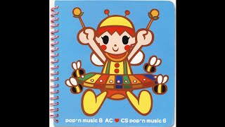 from pop'n music 8 AC ♥ CS pop'n music 6 (August 2002) c Click here...