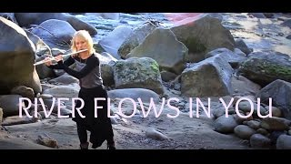 "Yiruma - ""River Flows in You"" (cover by Bevani flute)"