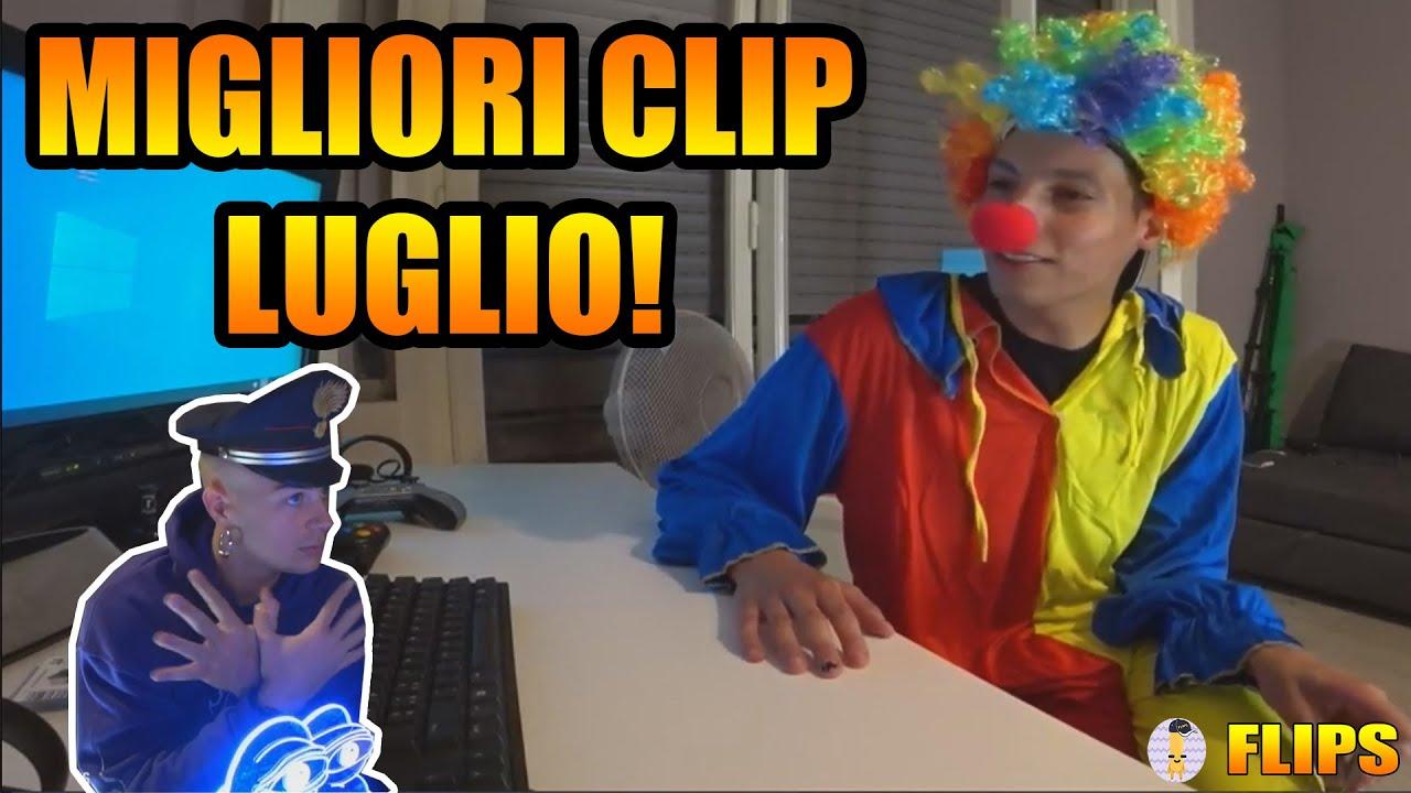 MIGLIORI CLIP DI LUGLIO | HOMYATOL LIVE