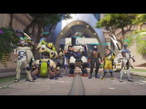 OverWatch - Test CPU Intel Core i5-6500 Ram 8 GB Graphics Card GTX 950