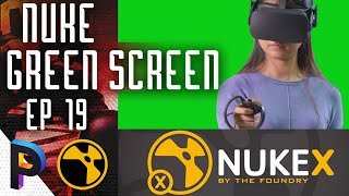 KEYER Tutorial for Green Screen Keying NUKE X - NUKE KEYING Basic Fundamentals - EP 19 [HINDI]
