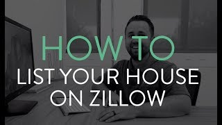 For Sale by Owner - How to Sell your House on Zillow [ 2019 ] Step by Step Tutorial