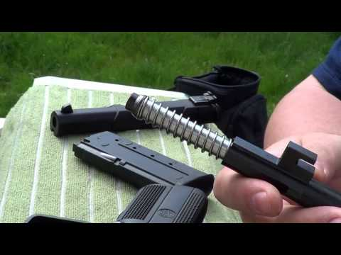FN Herstal 5.7 Disassembly & Reassembly