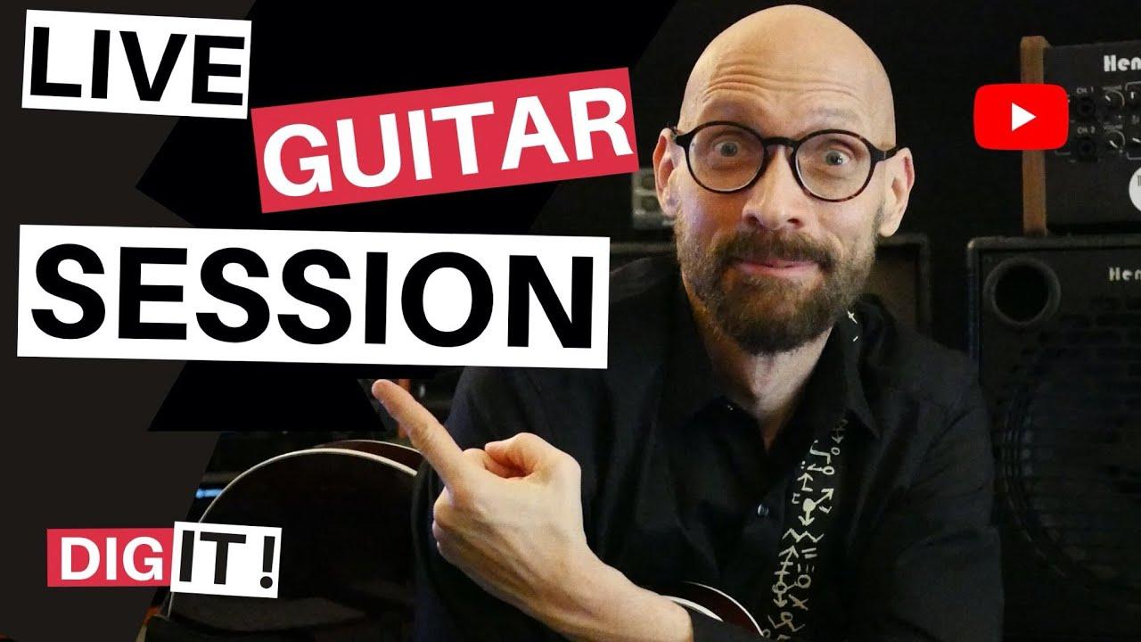 DIG IT! Live Jazz Session