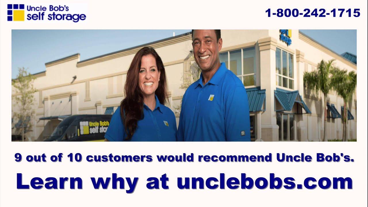 Uncle Bob's Storage 1 - YouTube