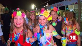 Una Locura la calle 50 de Barranquilla en Carnavales 2018 - El Mago Parrandero
