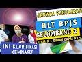 Info Terbaru BLT Gelombang 2, Kemnaker Klarifikasi Jadwal Pencairan‼