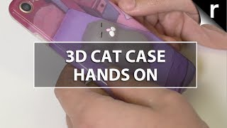 3D Squeeze iPhone 7 Cat Case Review: Squishy stress buster?