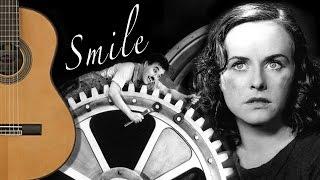 SMILE (modern times) FINGERSTYLE SPANISH GUITAR