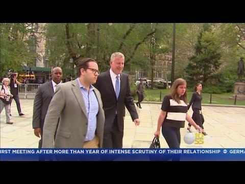 Taxpayers Foot De Blasio's Legal Bill