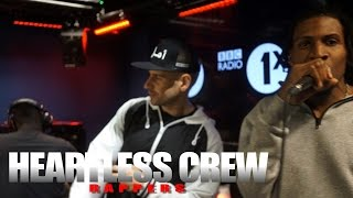 Cover images Heartless Crew - Fire In The Booth