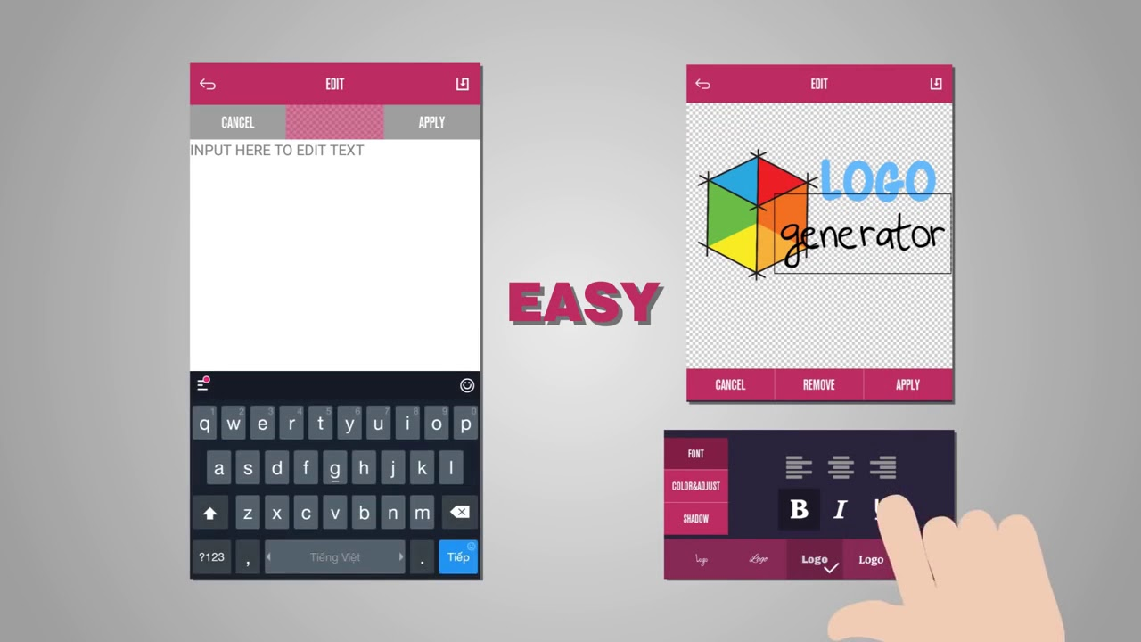 7 Best Android Apps to Make a Logo  logastercom