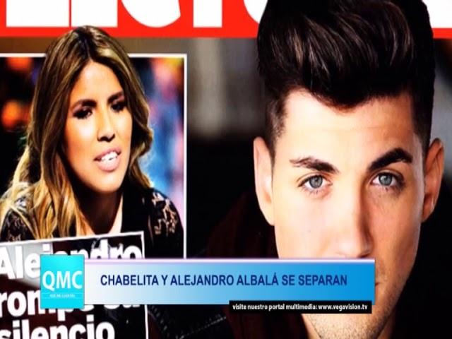 Chabelita y Alejandro Albala quieren la separación
