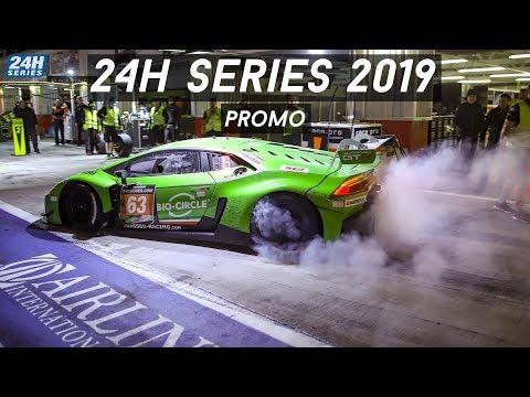 Calendario Auto.24h Series Powered By Hankook