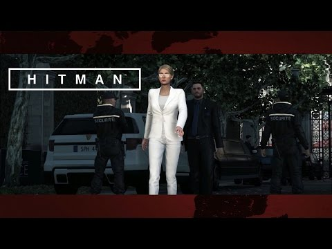 The Pharmacist | Hitman på Svenska | Elusive Target #11 | Paris The Showstopper  | #44