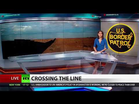 'Stomp On Their Water' Border Patrol Agents Interfere With Humanitarian Aid – Report