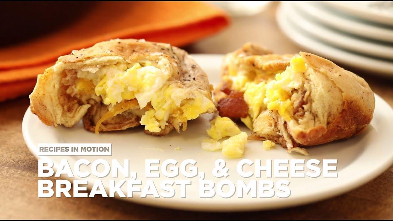 How To Make Bacon Egg And Cheese Breakfasts Breakfast Recipes Allrecipes Com