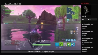 Fortnite with kris try to get the w