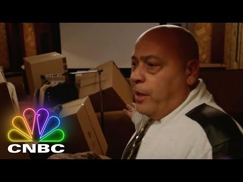 Staten Island Hustle: Can Uncle Dom Turn Cardboard Into Cold, Hard Cash? | CNBC Prime