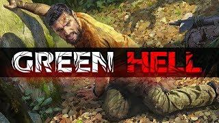 GREEN HELL 🌴 001: Amazonas? Kann man da bestellen?