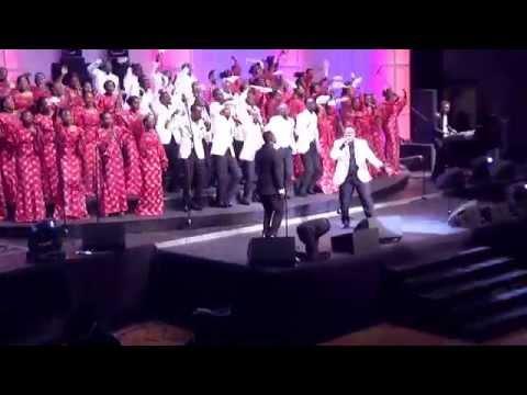 2  EBEN and Lagos Community Gospel Choir (LCGC) BEYOND MUSIC