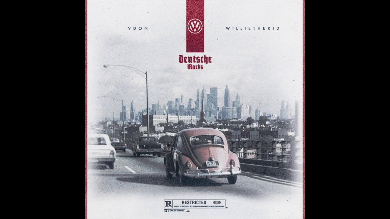 Blue Notes - V Don x Willie The Kid