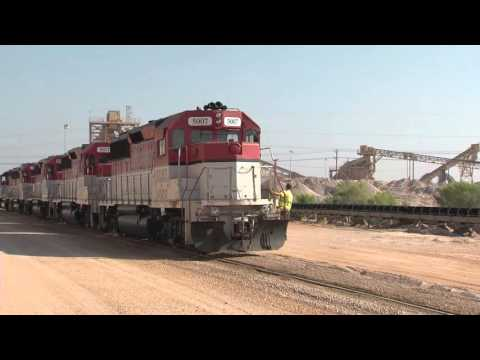 Austin Western Railroad is BNSF's Shortline Railroad of the Year for 2015
