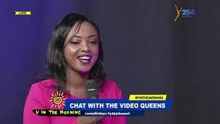 Chat with the Video Queens; Nancy Kabinga, Gilders Nyabureti Akunga and Jojo Mleika