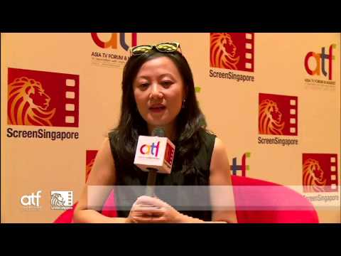 Asia TV Forum 2014 - Interview with Tao Yan, Zhejiang Radio & TV Group