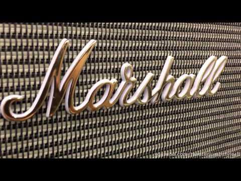 Marshall Woburn Black // Bass Test // Max. Volume