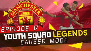 Manchester United 1-2 Chelsea | Affane and Feruz great goals & full highlights | FA Youth Cup Manchester United Career Mode #14 - Football Manager