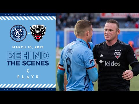 Home Opener | BEHIND THE SCENES | NYCFC vs. DC United | 03.10.19