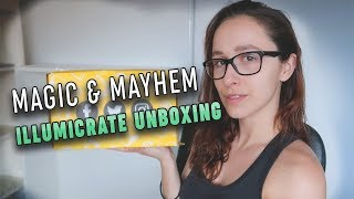 MAGIC & MAYHEM ILLUMICRATE UNBOXING | Piéra Forde
