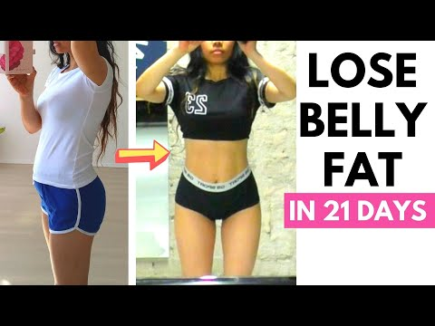 21 DAY Lose Belly Fat Challenge - DAY 1 //Summer Tone And Sculpt