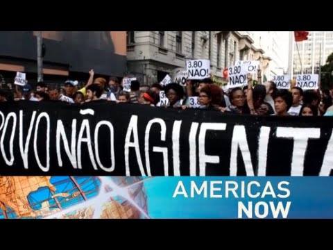 Americas Now— Brazil at a Crossroads 06/13/2016