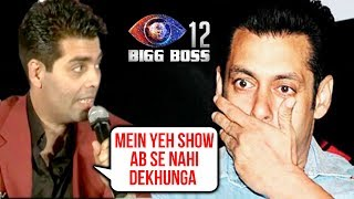 Salman Khan's Show Bigg Boss Loses Another Bollywood Celebrity Fan