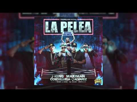 J King & Maximan Ft Cosculluela y J Alvarez - La Pelea Remix