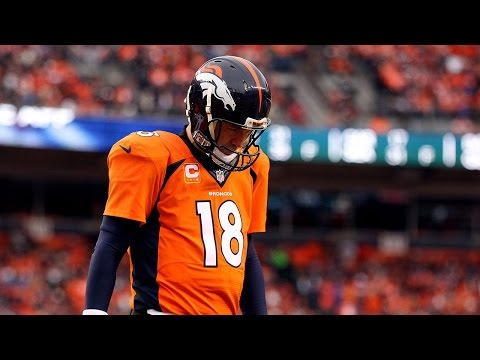 How much does Peyton Manning have in the tank?