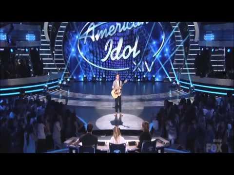 Daniel Seavey 'Happy'   American Idol 2015 Top 11