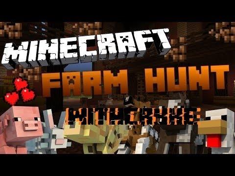 Farm Hunt with Cryke